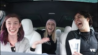 CARLY AND ERIN BEST MOMENTS - DAVID DOBRIK'S VLOGS