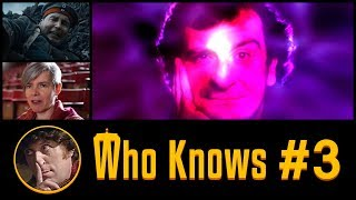 Gambar cover Доктор Кто: Who Knows, выпуск 3