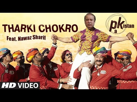 Tharki Chokro Feat. Nawaz Sharif | RizViz |