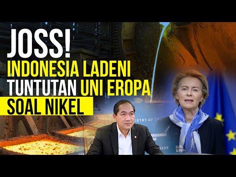 Jaga Komitmen Peningkatan Industri Dalam negeri, Indonesia Ladeni Tuntutan Uni Eropa soal Nikel