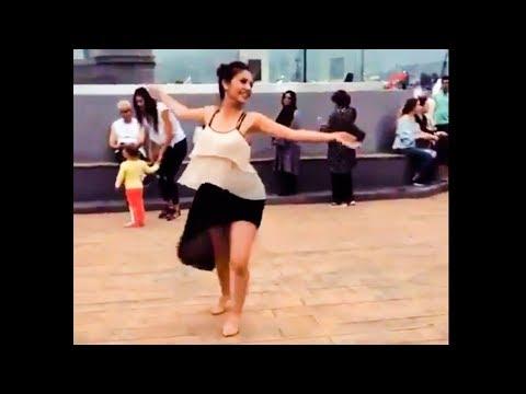 флирт танце
