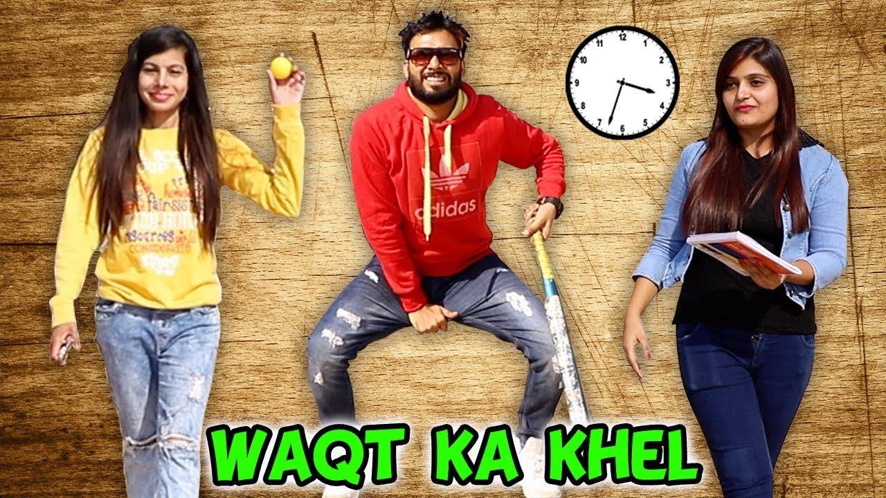 WAQT KA KHEL | BakLol Video |
