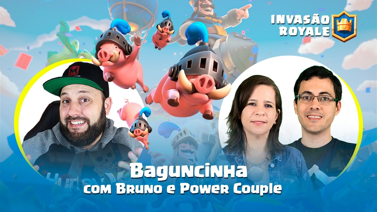 Muvuca na Ponte 🌉 com @Bruno Clash e @Power Couple Gaming