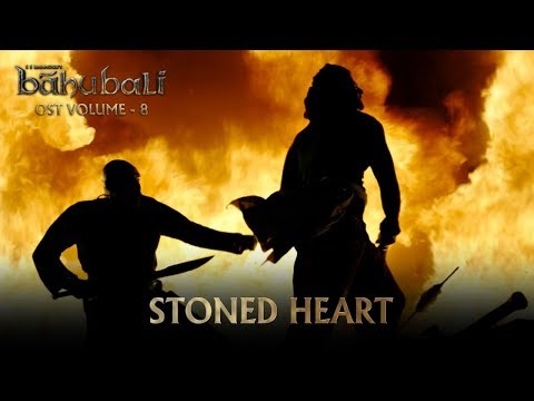 Baahubali OST - Volume 08 - Stoned Heart | MM Keeravaani