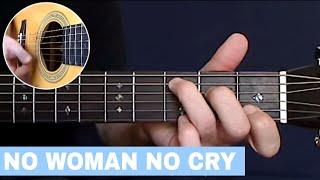 Bob Marley - No Woman No Cry Guitar Tutorial