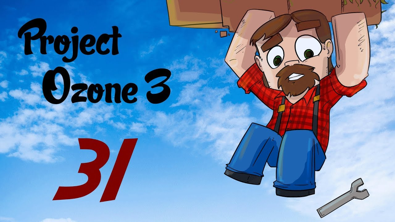 Modded 1 12 Minecraft! Project Ozone 3: Episode 31