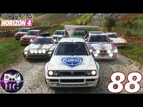 ITA - Forza Horizon 4. Quarto Raduno - Lancia - thumbnail