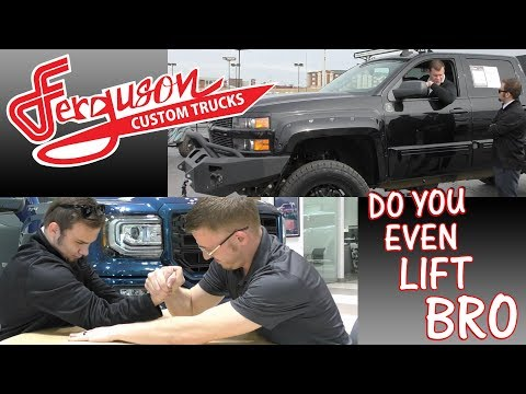 Lifted Trucks at Ferguson Buick GMC, with Jack Jewell