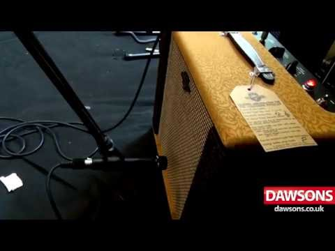 Fender Ramparte Pawn Shop Special Amp Demo