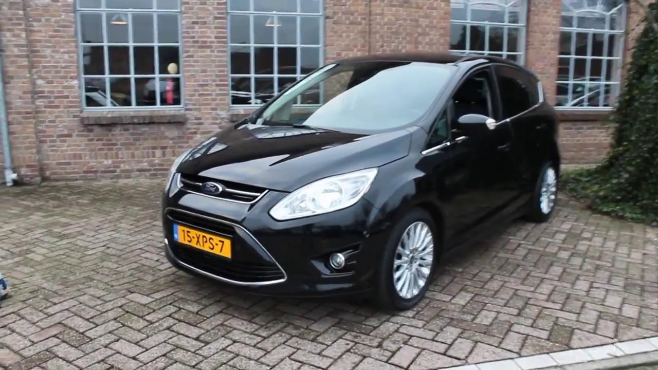 Ford C Max Van 2017 1 6 Tdci Anium Met 186 415 Km Op De Teller
