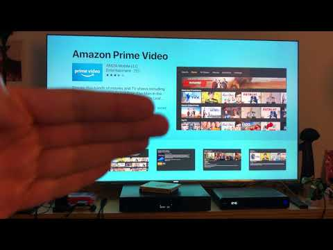 Amazon Prime Is now on Apple 4K TV