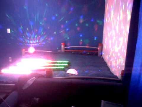 Iluminacion DMX Karaoke & DJ Orion Linx Producciones