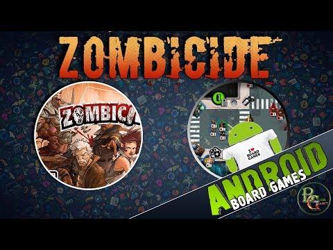 Настольная игра Зомбицид \\ Настольная игра Zombicide Android Обзор