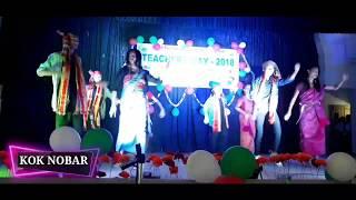 Swrwk swrwk Nobar Sibo..Dance 2018 Nargis And party
