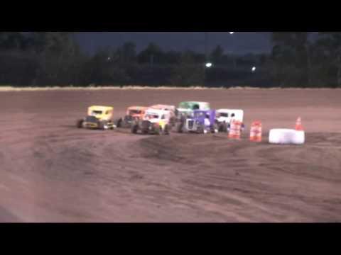 Southern Oregon Dwarf Cars (SODCA) at SO. Speedway 8/3/19 B Dash