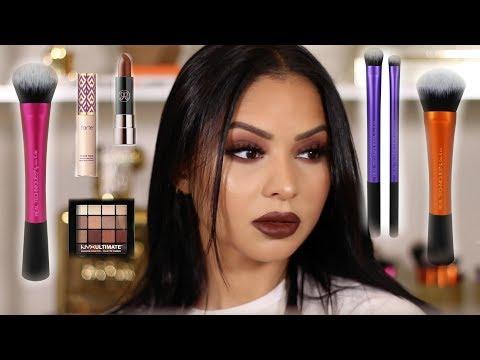 Fall Makeup Tutorial | Diana Saldana