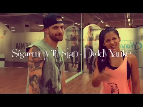 Sigueme y Te Sigo - Daddy Yankee - Marlon Alves Dance MAs