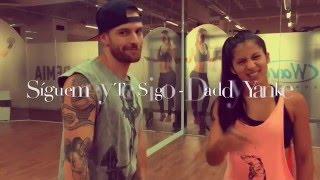 Baixar Sigueme y Te Sigo - Daddy Yankee - Marlon Alves Dance MAs