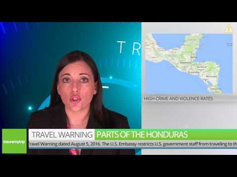Honduras Travel Warning