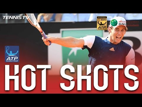 The Best Hot Shots From Rome 2017