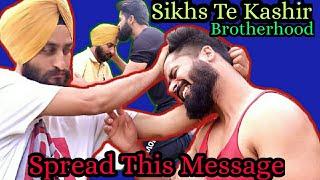 No Daraar Only Pyar  Hindu Muslim Sikh Esayee Sab Apass Main Bhai Bhai.