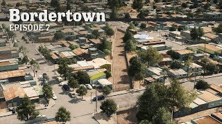 Cities Skylines: Unique Suburbs - Bordertown - EP7 -