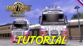 Tutorial Como Instalar Euro Truck Simulator 2 Multiplayer