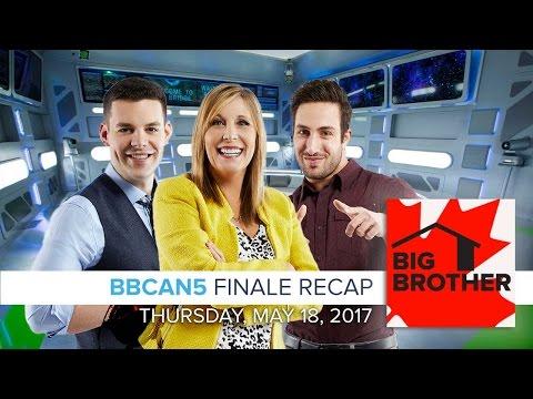 Big Brother Canada 5 | Thursday May 18 FINALE Recap
