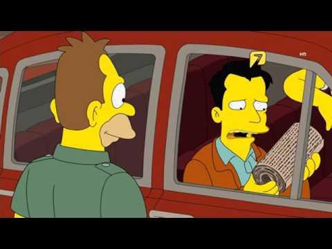 Jack Kerouac  - Los Simpson