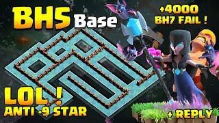Best Builder Hall 5 Base (BH5)   BH7 FAIL! Unbeatable   Clashofclans
