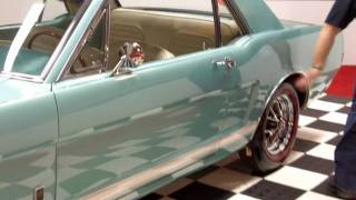 1965 Ford Mustang GT A Code Coupe Classic Muscle Car for Sale in MI Vanguard Motor Sales