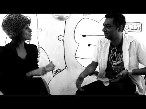 Sapna Bhavnani Interviews Quashiq Mukherjee On Film 'Gandu'