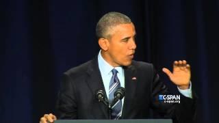 President Obama at National Prayer Breakfast FULL REMARKS (C-SPAN)