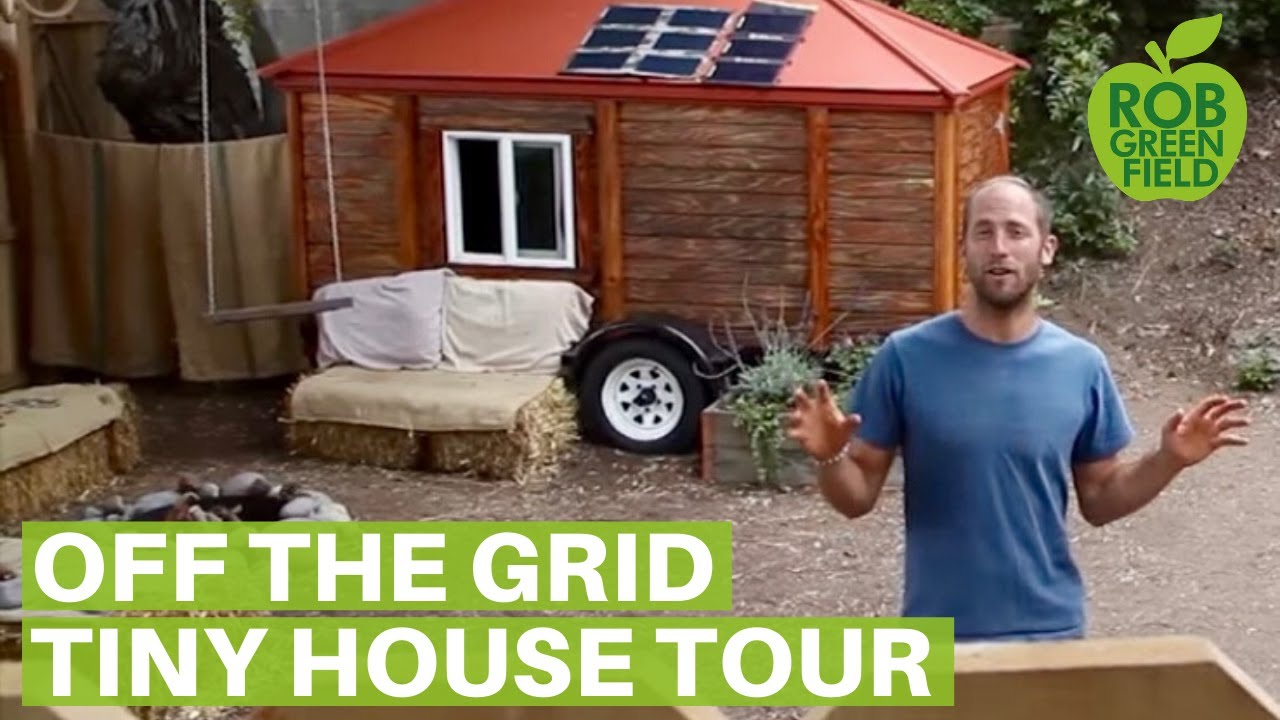 The Best Off The Grid Tiny House Living In The City
