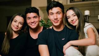 A long Ronron confirmation(Aaron Burriss and Veronica Merrell), Alessa, and Tia and Alex wassabi