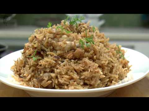 Chicken Pulao | Indian Rice Recipe | Sanjeev Kapoor Khazana