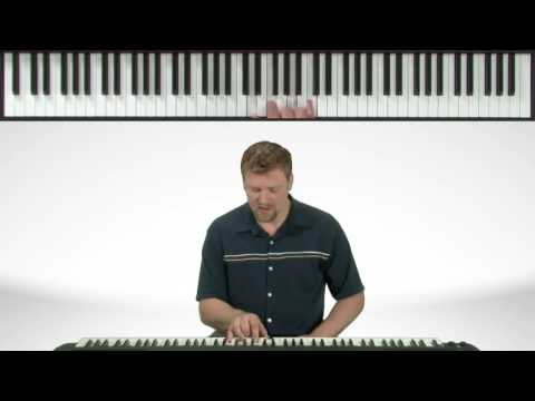 Jazz 2-5-1 Chord Progression - Jazz Piano Lessons