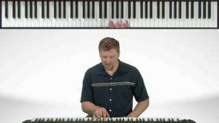 Jazz 2-5-1 Chord Progression - Jazz Piano Lessons
