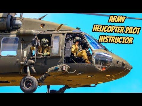 ARMY BLACKHAWK PILOT 153M / UH60 & UH72 INSTRUCTOR - BEYOND BASIC TRAINING EP.4