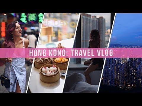 L'ANNIVERSARIO PIU' BELLO DELLA MIA VITA: Hong Kong Travel Vlog!