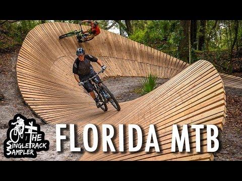 IS ALAFIA THE NEW SANTOS? // Florida Mountain Biking with The Singletrack Sampler
