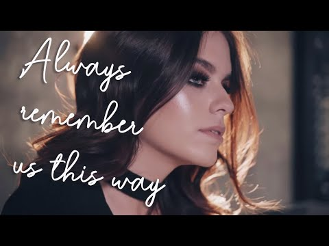 Always Remember Us This Way - Maria Brasil (Cover Lady Gaga)