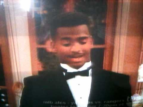 Fresh Prince/ Carlton sings Ebony and Ivory