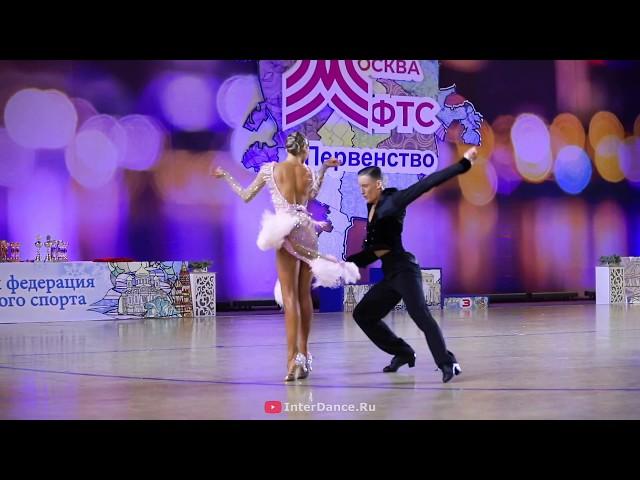 Danila Boriskin - Polina Kulakova, Final, Rumba