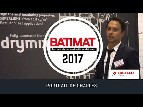 Charles Feltin, Commercial Edilteco Île de France