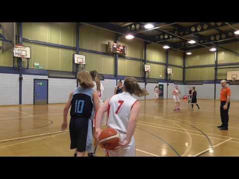 SBC U16 Girls  Div 1 West Lothian Wolves vs Falkirk Fury