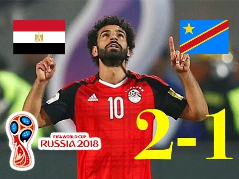 1bef1e8b7 Egypt Vs Congo World Cup Qualification Match (VLOG) Mohamed Salah winning  goal behind the scenes