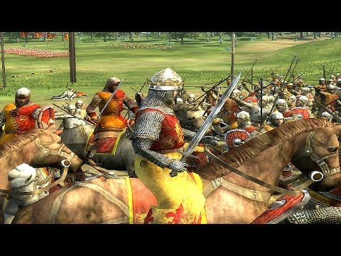 """Battle of Hastings"" - Medieval 2 Total War historical scenario"