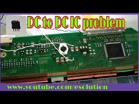 DC to DC IC problem