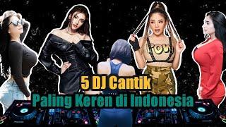 Download Tampil Cantik, Inilah 5 DJ Paling Mempesona di Indonesia